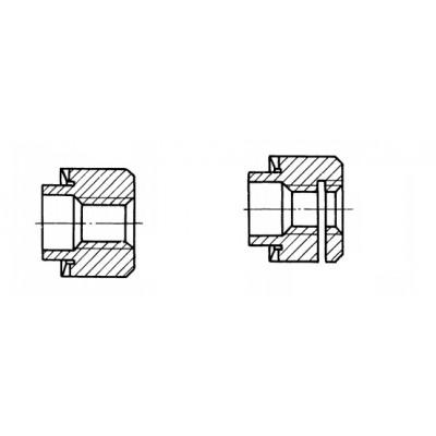 ОСТ 1 11490-74 Втулки резьбовые