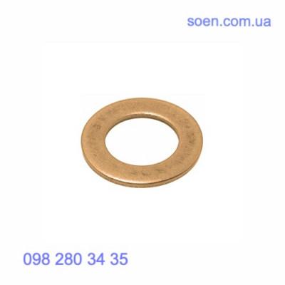 DIN 125 - Латунные шайбы плоские без фаски