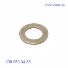 DIN 125 - Нержавеющие шайбы плоские без фаски