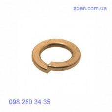 DIN 127 - Бронзовые шайбы пружинные гровер
