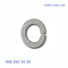 DIN 128 - Стальные шайбы пружинные одновитковые для повышенной нагрузки