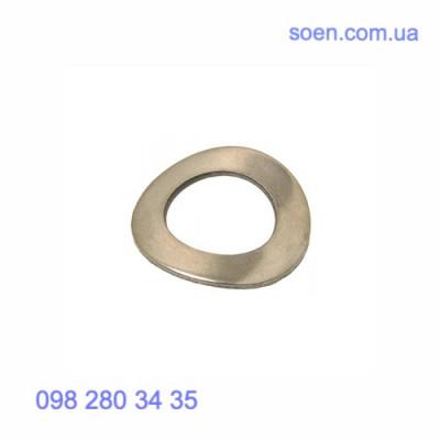 DIN 137 - Нержавеющие шайбы пружинные тарельчатые, волнистые