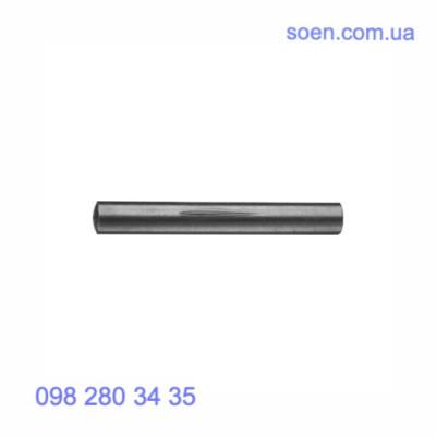 DIN 1475 - Стальные штифты цилиндрические с насечкой посредине 1/3 длины