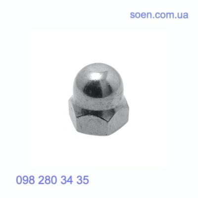 DIN 1587 - Стальные гайки колпачковые
