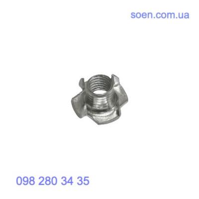 DIN 1624 - Стальные гайки мебельные забивные