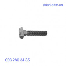 DIN 186 - Стальные болты