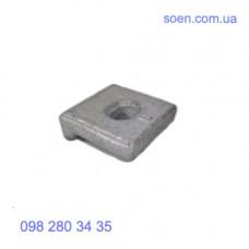 DIN 3568 Стальные зажимы для крепления труб