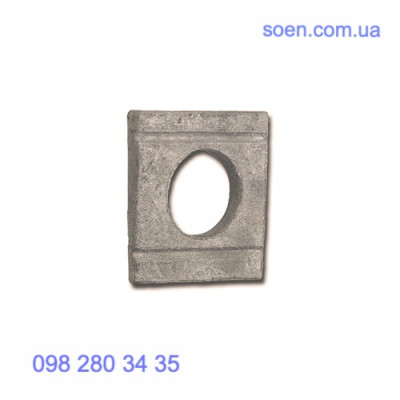 DIN 434 - Нержавеющие шайбы косые квадратные
