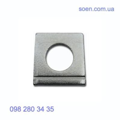 DIN 435 - Нержавеющие шайбы косые квадратные