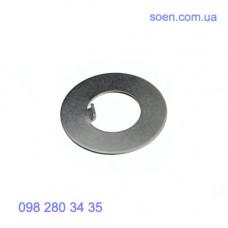 DIN 462 - Стальные шайбы стопорные с внутренним выступом