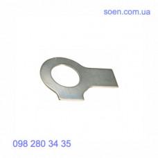 DIN 463 - Нержавеющие шайбы стопорные  с 2 лапками