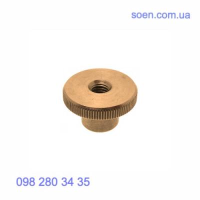 DIN 466 - Латунные гайки рифленые