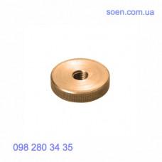 DIN 467 - Латунные гайки рифленые круглые