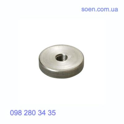 DIN 467 - Нержавеющие гайки рифленые круглые