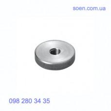 DIN 467 - Стальные гайки рифленые круглые