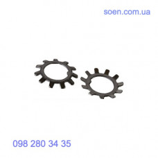 DIN 5406 - Стальные шайбы многолапчатые