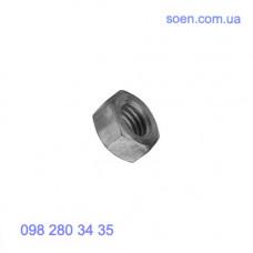 DIN 555 - Стальные гайки шестигранные
