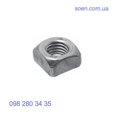 DIN 557 - Стальные гайки квадратные с фаской