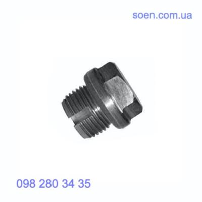 DIN 5586 Стальные пробки резьбовые