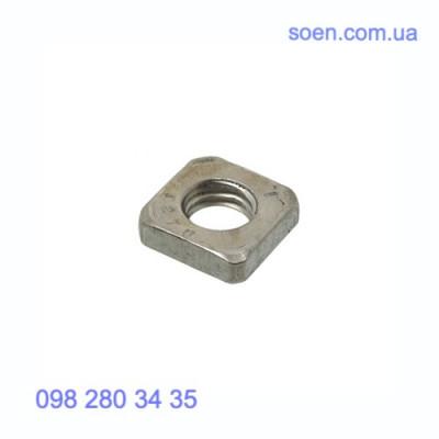 DIN 562 - Нержавеющие гайки квадратные низкие