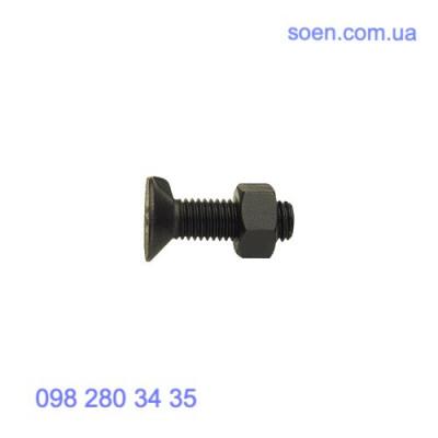 DIN 604 - Стальные болты мебельные