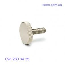 DIN 653 - Нержавеющие винты с прижимной накатанной головкой