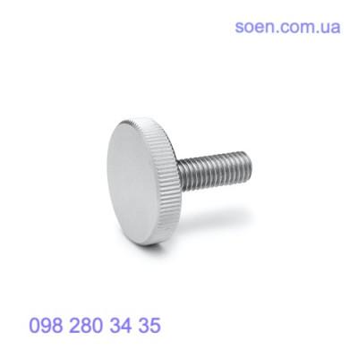 DIN 653 - Стальные винты с прижимной накатаной головкой