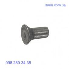DIN 661 - Алюминиевые заклепки с потайной головкой
