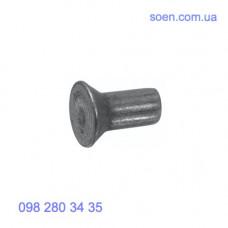DIN 661 - Стальные заклепки с потайной головкой под молоток