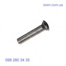 DIN 662 - Алюминиевые заклепки с полупотайной головкой