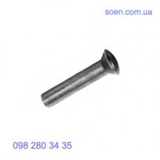 DIN 662 - Стальные заклепки с полупотайной головкой под молоток