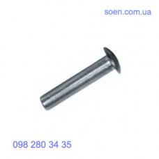 DIN 674 - Стальные заклепки с полукруглой низкой головкой под молоток