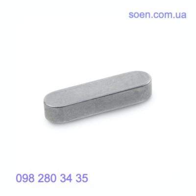 DIN 6885 Стальные шпонки призматические