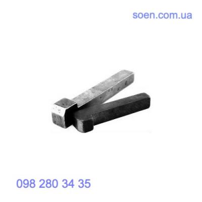 DIN 6887 Стальные шпонки клиновые вырезные