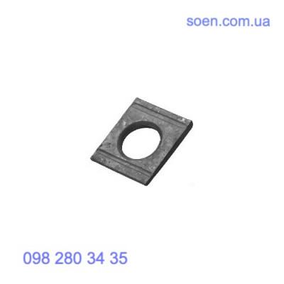 DIN 6918 - Стальные шайбы косые