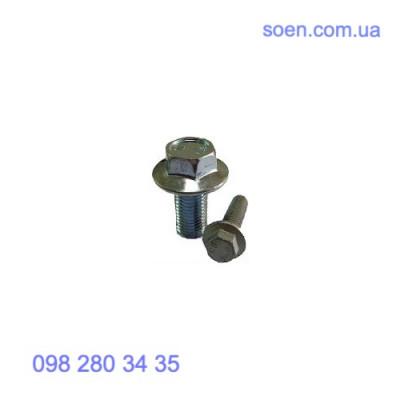 DIN 6921 - Нержавеющие болты с шестигранной головкой и фланцем