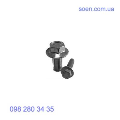 DIN 6921 - Стальные болты с шестигранной головкой и фланцем