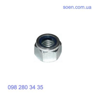 DIN 6924 - Стальные гайки шестигранные самоконтрящаися с неметаллическим вкладышем
