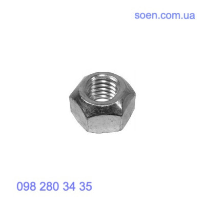 DIN 6925 - Стальные гайки самоконтрящаися