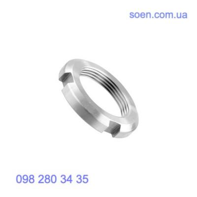 DIN 70852 - Стальные гайки круглые