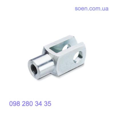 DIN 71752 Стальные шарниры вильчатые