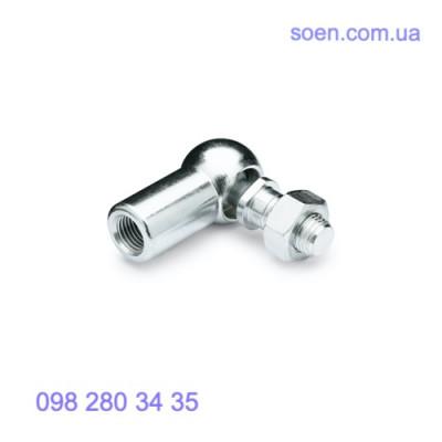 DIN 71802 Стальные шарниры шаровые угловые