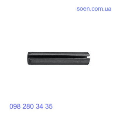 DIN 7346 - Стальные штифты цилиндрические пружинные