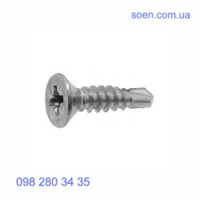 DIN 7504 - Стальные саморезы с потайной головкой
