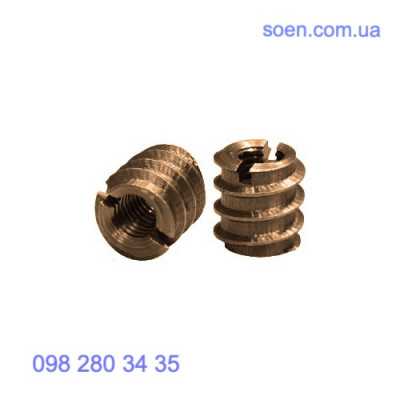 DIN 7965 Латунные муфты мебельные