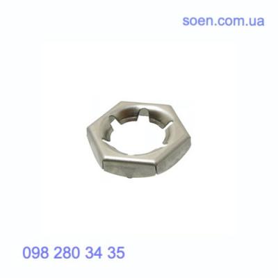 DIN 7967 - Нержавеющие гайки стопорные