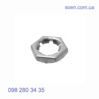 DIN 7967 - Стальные гайки стопорные