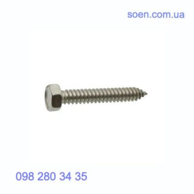 DIN 7976 - Нержавеющие саморезы с шестигранной головкой