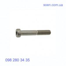 DIN 7984 - Нержавеющие винты с полуцилиндрической головкой и шестигранным углублением под ключ