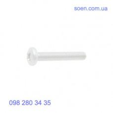 DIN 7985 - Пластиковые винты с полуцилиндрической головкой и крестообразным шлицем